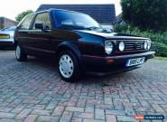 1985 VOLKSWAGEN GOLF GTI BLACK ' RESTORATION PROJECT' for Sale