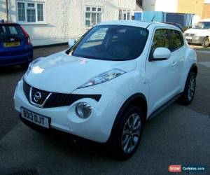 Classic Nissan Juke 1.5dCi ( 110ps ) Tekna for Sale