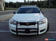 2015 Chevrolet Caprice for Sale