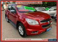 2014 Holden Colorado 7 RG MY14 LTZ (4x4) Red Automatic 6sp A Wagon for Sale