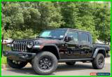 Classic 2020 Jeep Gladiator GLADIATOR RUBICON LAUNCH EDITION BRAND NEW EVERY OPTION for Sale