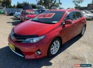2013 Toyota Corolla ZRE182R Ascent Sport Red Automatic 7sp A Hatchback for Sale