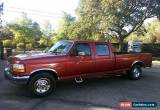 Classic 1996 Ford F-350 for Sale