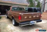 Classic 1990 Ford F-150 for Sale