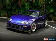 1995 Toyota Supra for Sale