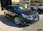 2010 Subaru Liberty B5 GT Blue Automatic A Sedan for Sale