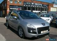 Peugeot 3008 Crossover 1.6HDi ( 112bhp ) FAP Exclusive. FULL SERVICE HISTORY for Sale