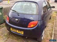 Ford Ka style 2002 for Sale