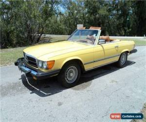 Classic 1978 Mercedes-Benz SL-Class Mint condition Only 51k miles 2 tops No dealer fee for Sale
