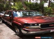GMC Sierra Chevrolet silverado for Sale
