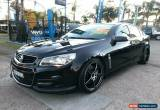 Classic 2014 Holden Commodore VF SS Black Automatic 6sp A Sedan for Sale