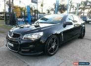 2014 Holden Commodore VF SS Black Automatic 6sp A Sedan for Sale