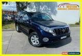 Classic 2013 Toyota Landcruiser Prado Blue Automatic A Wagon for Sale