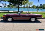 Classic 1988 Mercedes-Benz SL-Class Convertible roadster for Sale
