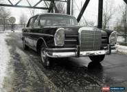 1965 Mercedes-Benz 300-Series for Sale