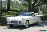 Classic 1956 Ford Thunderbird T-Bird Frame off Restored 312 Y-Block for Sale