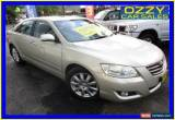 Classic 2007 Toyota Aurion GSV40R Presara Champagne Automatic 6sp A Sedan for Sale