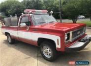 1973 Chevrolet Other Pickups CUSTOM DELUXE for Sale