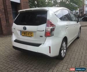 Classic Toyota Prius+ 1.8 ( 98bhp ) Hybrid CVT 2015 Excel Plus for Sale
