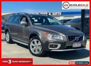 2010 Volvo XC70 BZ LE Grey Automatic A Wagon for Sale