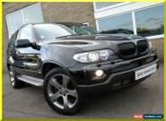 04 BMW X5 3.0i auto SPORT FACELIFT, LOW MILE'S, A STUNNING EXAMPLE, SUPERB VALUE for Sale