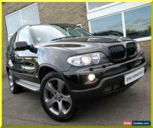 Classic 04 BMW X5 3.0i auto SPORT FACELIFT, LOW MILE'S, A STUNNING EXAMPLE, SUPERB VALUE for Sale