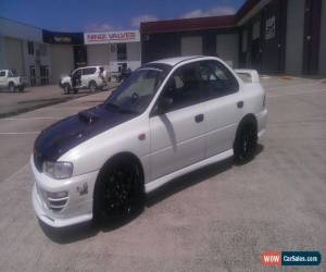 Classic SUBARU WRX 97 SEDAN - RACE / TRACK / RALLY CAR   for Sale