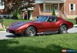 Classic 1975 Chevrolet Corvette for Sale