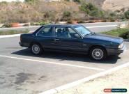 1989 Volvo 780 Bertone for Sale