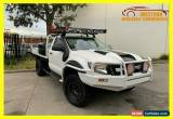 Classic 2012 Ford Ranger PX XL Cab Chassis Single Cab 2dr Spts Auto 6sp, 4x4 1387kg 3 A for Sale