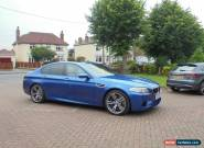 2012 12 BMW M5 DCT 4.4 V8 TWIN TURBO IMMACULATE 2 OWNERS FSH SWAP P/X GTR M4 M3 for Sale