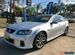 2011 Holden Commodore VE II SS V Silver Automatic A Sedan for Sale