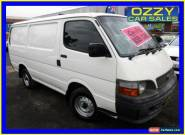 2004 Toyota Hiace RZH103R White Manual 5sp M Van for Sale