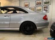 2003 Mercedes CLK 55 AMG. Books.  for Sale