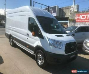 Classic 2015 Ford Transit VO 350E White Manual M Van for Sale