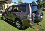 Classic 2010 Mitsubishi Pajero Wagon NT GLS 5 Speed Manual 3.2ltr Diesel for Sale