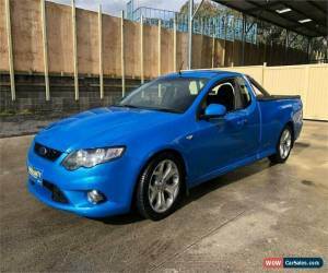 Classic 2009 Ford Falcon FG XR8 Blue Automatic 6sp A Utility for Sale