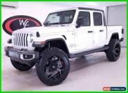 2020 Jeep Gladiator Overland Custom for Sale
