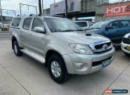 2008 Toyota Hilux KUN26R SR5 Silver Automatic A Utility for Sale
