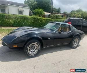 Classic 1979 Chevrolet Corvette for Sale