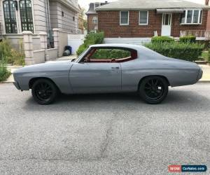 Classic 1970 Chevrolet Chevelle for Sale