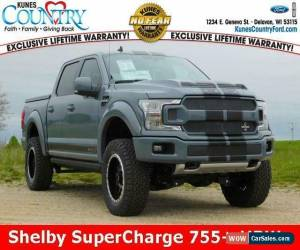 Classic 2019 Ford F-150 Shelby SuperCharged 755+ HP for Sale