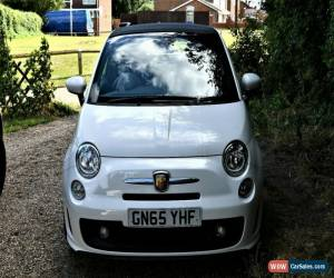 Classic 2015 Abarth 595C 1.4 T-Jet 140 2dr. Full Service History & 12 Months MOT for Sale