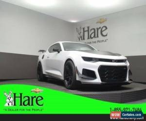 Classic 2019 Chevrolet Camaro ZL1 for Sale