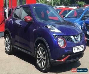 Classic Nissan Juke 1.5 dCi Tekna 5dr for Sale