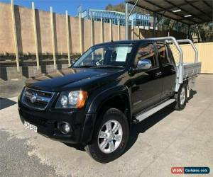 Classic 2009 Holden Colorado RC LT-R Black Manual M Utility for Sale