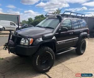 Classic Jeep Grand Cherokee Ltd 4x4 Off-Road for Sale