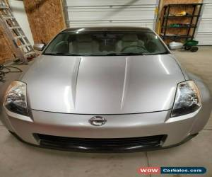 Classic Nissan: 350Z coupe for Sale