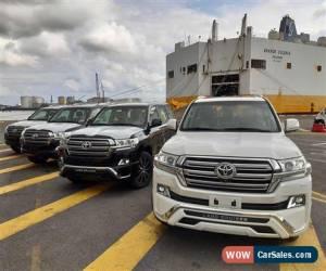 Classic Toyota Land Cruiser Prado 2019 for Sale