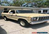 Classic 1979 Ford Bronco XLT Ranger for Sale